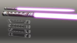 Guardian Lightsaber