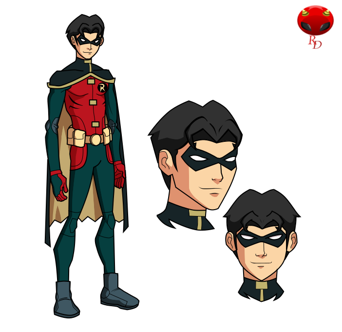 Young Justice:Jason To...