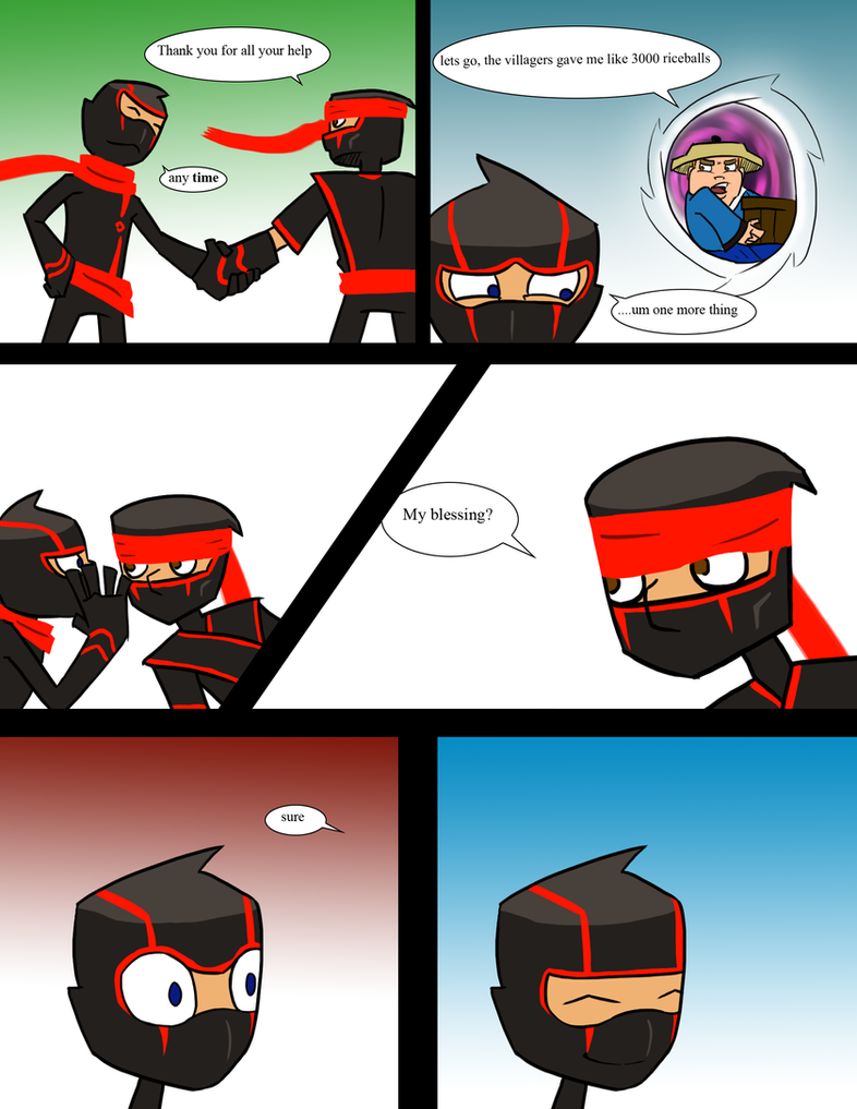 just a comic by RisingDiablo