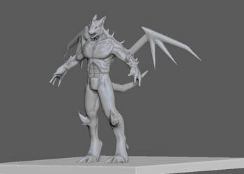 Demon by D3vilKill3r23