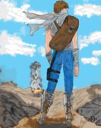 Wasteland Wonderer-2 by D3vilKill3r23