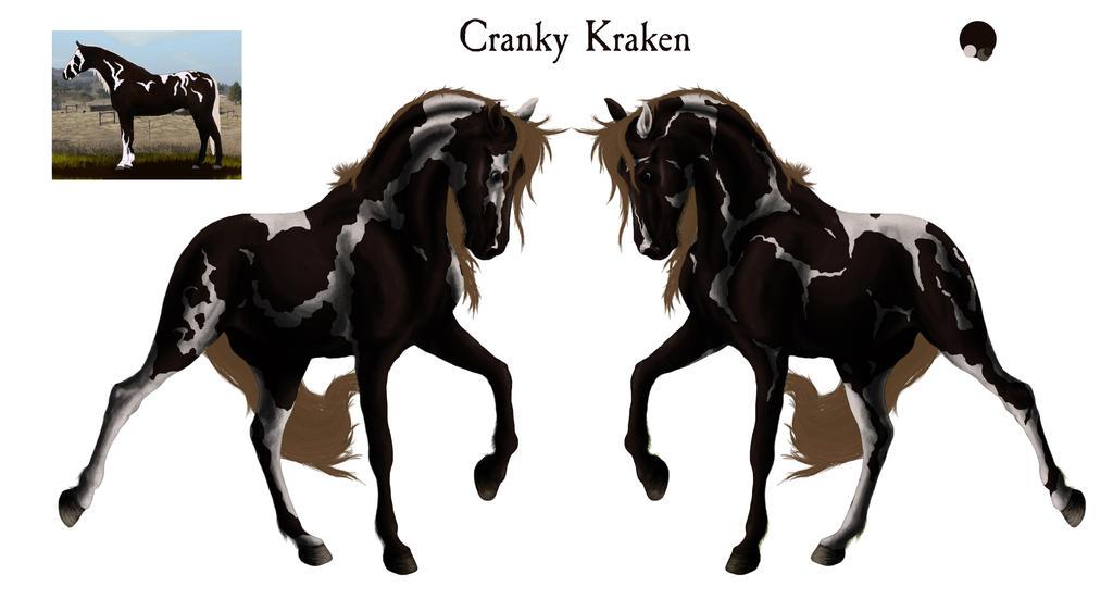 Cranky Kraken by ClopinMiseried