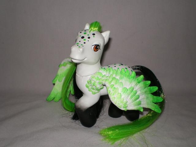 AC My little pony by aquiafin