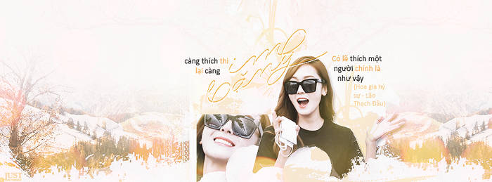 11 YEARS WITH SNSD AND JESSICA - JESSICA by Finnxoxo