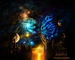 WcW: Galactic Maelstrom