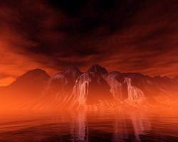 Deathskull Island by hypnotic