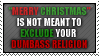 xmas cheer isn't an insult by neanimorph