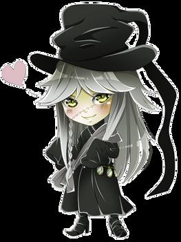 (RP) InkOfSpades : Undertaker