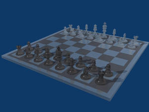 chess set new