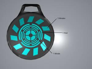 Spiral pocket watch original