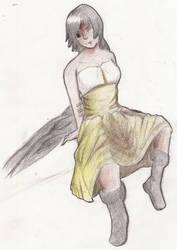 Her for Ratchet55 by ChromeDollar
