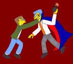 The Simpsons: Inner Demons #2 by Lizlovestoons12