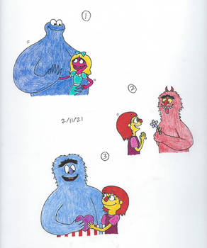 Sesame Street: (Friendly) Love is in the Air