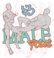 Male Pose Pack