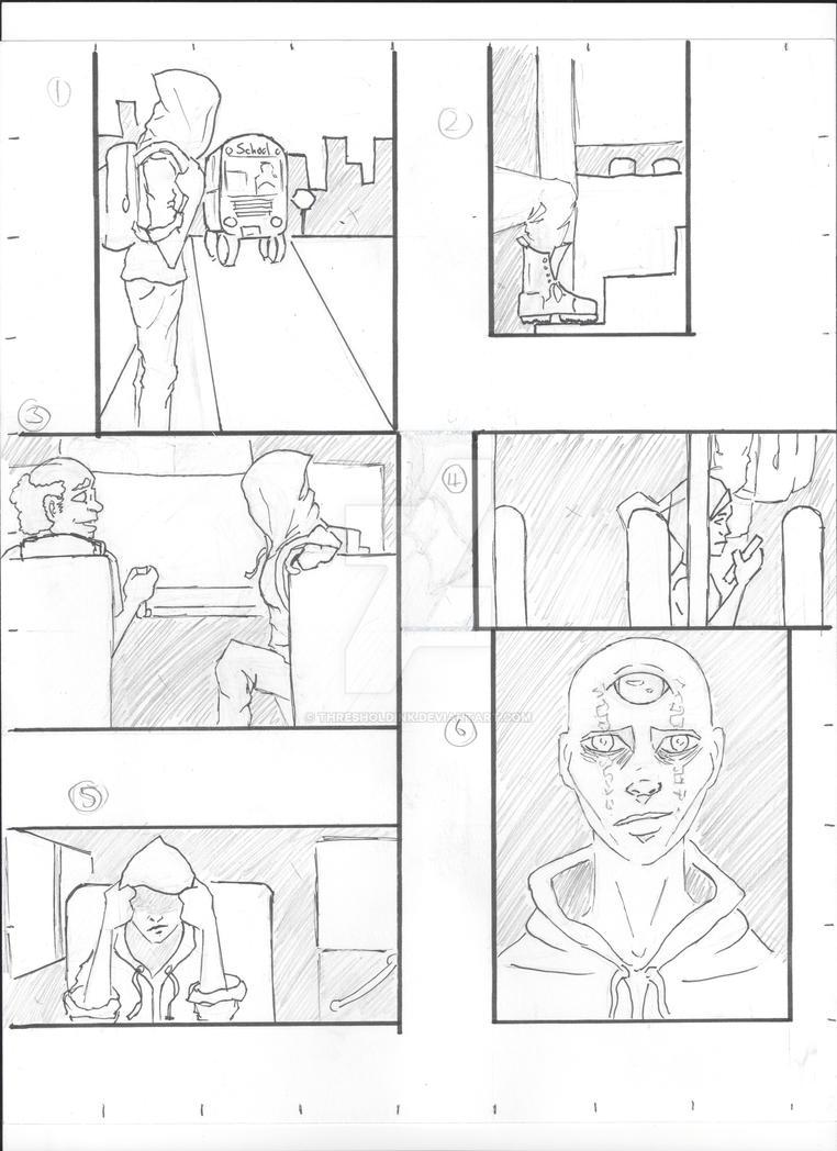 Threshold comic by ThresholdInk