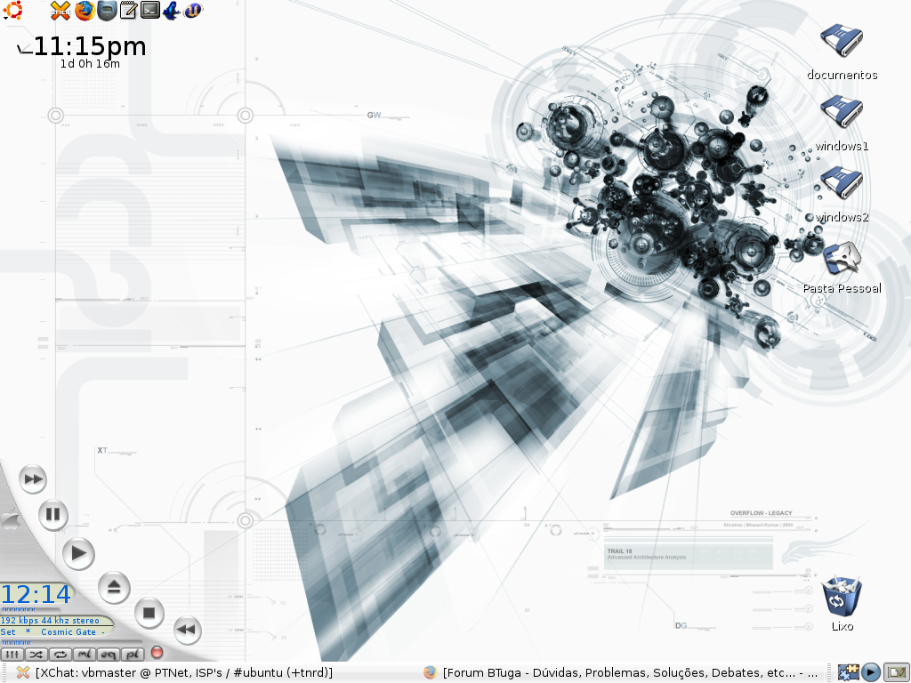 Metamorphosed Ubuntu by mp-aka-vbmaster