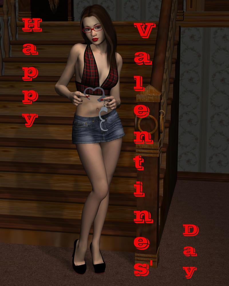 Heartcuff by 3Dcaptor