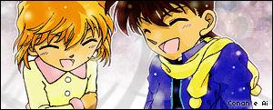 Conan and Ai - Winter
