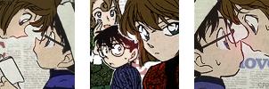 Conan and Ai - Manga's Icons