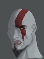 Kratos - SP by a-mini-boss