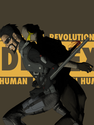 Deus Ex Human Revolution by a-mini-boss