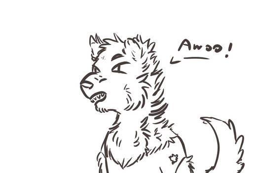 Sketch Awoo
