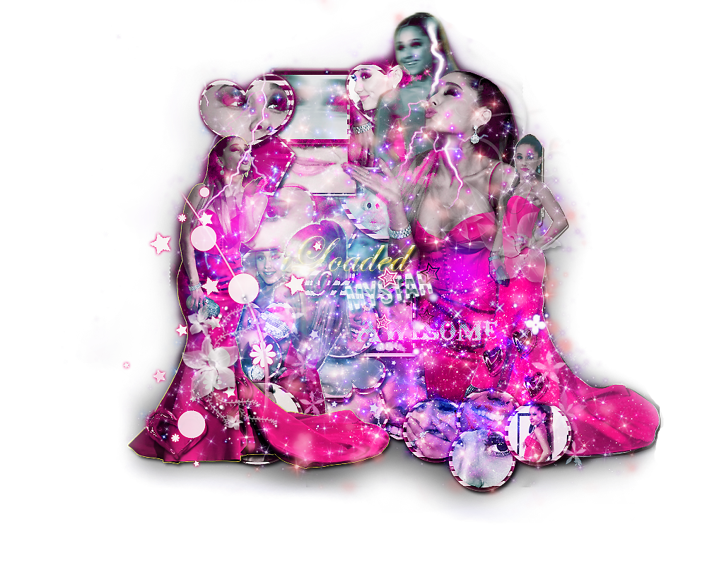 #~ID - ArianaGrande by iLoadedOnMyStar