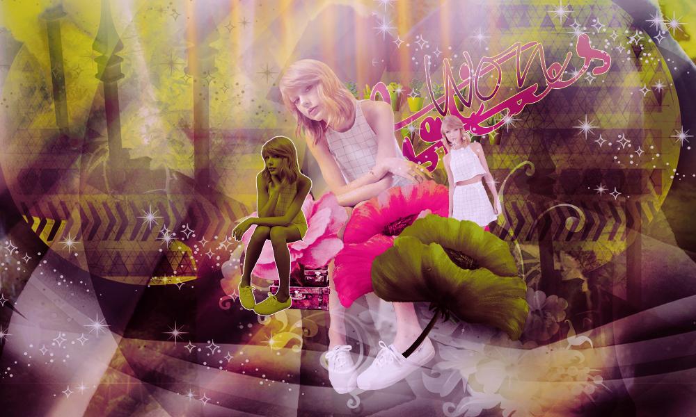 +Taylor - Vintage by iLoadedOnMyStar