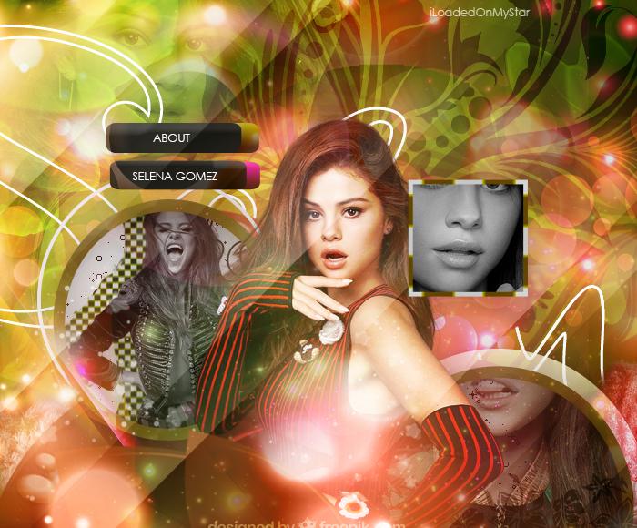 Selena - Edit by iLoadedOnMyStar