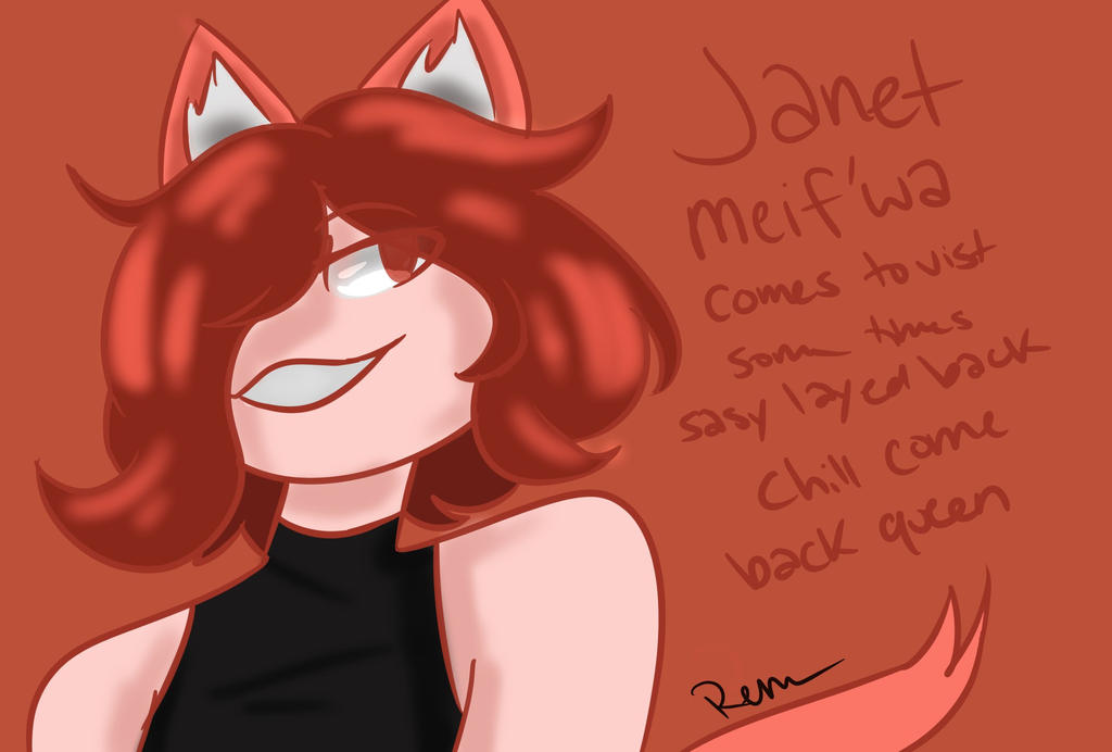 Janet by ReulletHollow