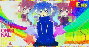 Ene - Kagerou Project [Wallpaper]