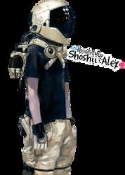 Spaceman | Render by ShoshiiAlex
