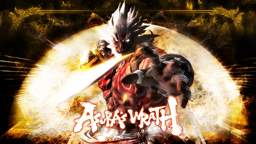 Asura's Wrath Wallpaper by Junleashed