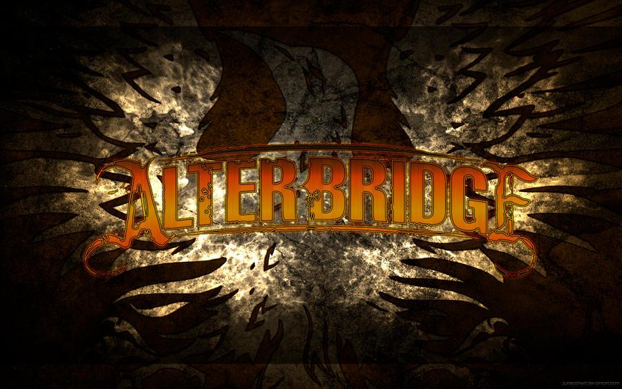 Alter Bridge Wallpaper By Junleashed On Deviantart
