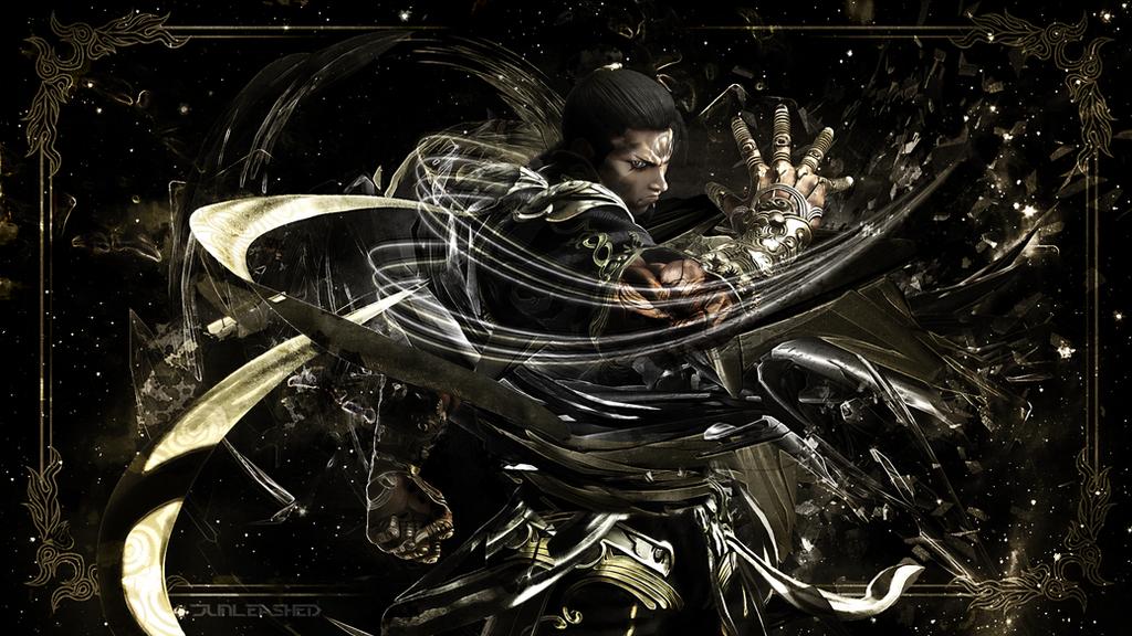 Asura's Wrath Wallpaper - Yasha - by Junleashed