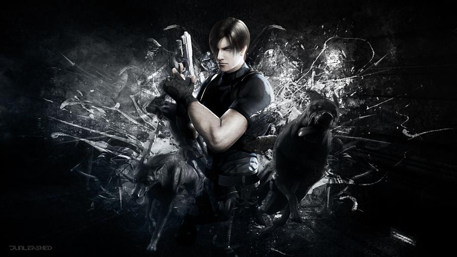 Resident Evil 6 3d Wallpaper
