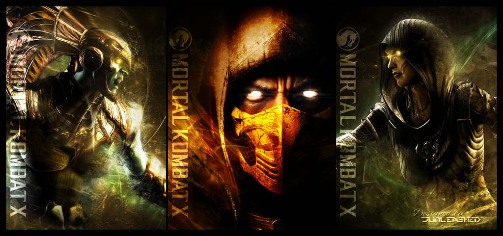 Mortal Kombat X by Junleashed