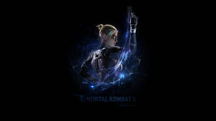 Mortal Kombat X - Cassie Cage - by Junleashed