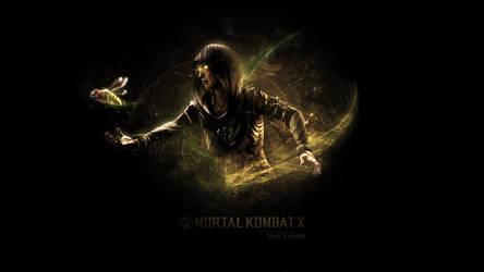 Mortal Kombat X - D'vorah - by Junleashed
