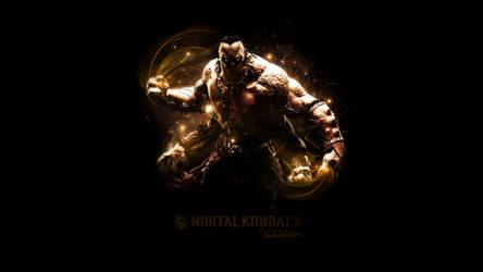 Mortal Kombat X - Goro - by Junleashed