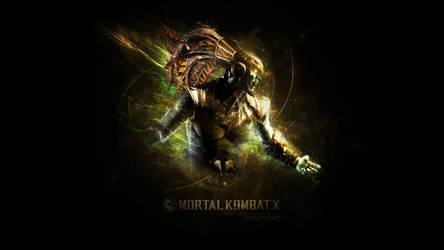 Mortal Kombat X - Kotal Kahn - by Junleashed