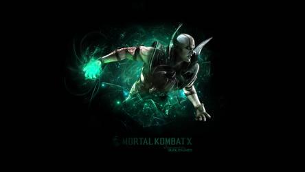 Mortal Kombat X - Quan Chi - by Junleashed