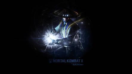 Mortal Kombat X - Raiden - by Junleashed