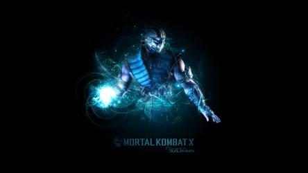 Mortal Kombat X - Sub-Zero - by Junleashed