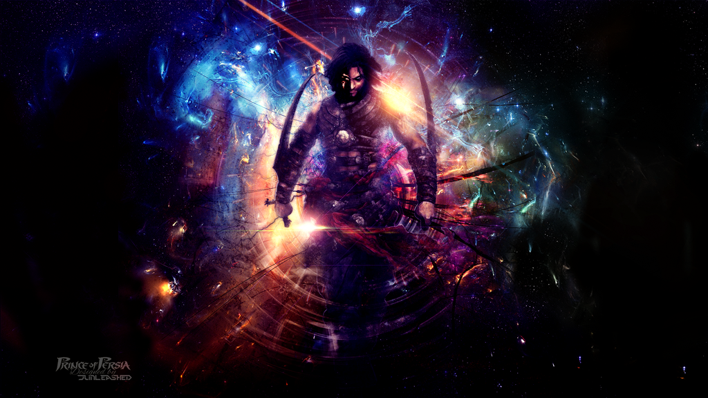 Prince of Persia Wallpaper - Prince of Time - by Junleashed