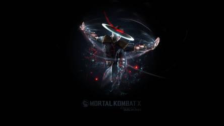 Mortal Kombat X - Kung Lao - by Junleashed