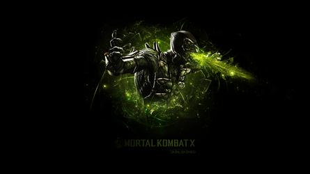 Mortal Kombat X - Reptile - by Junleashed