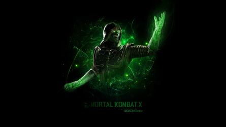 Mortal Kombat X - Ermac - by Junleashed