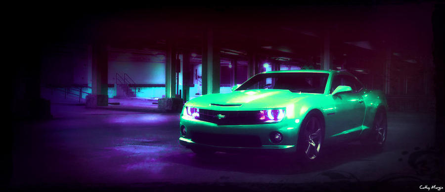 Camaro wallpaper by XxMuzikCattyxX