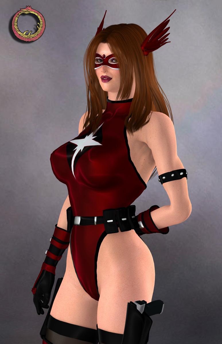 Crimson Valkyrie Update by Uroboros-Art by CrimsonVlkyrie